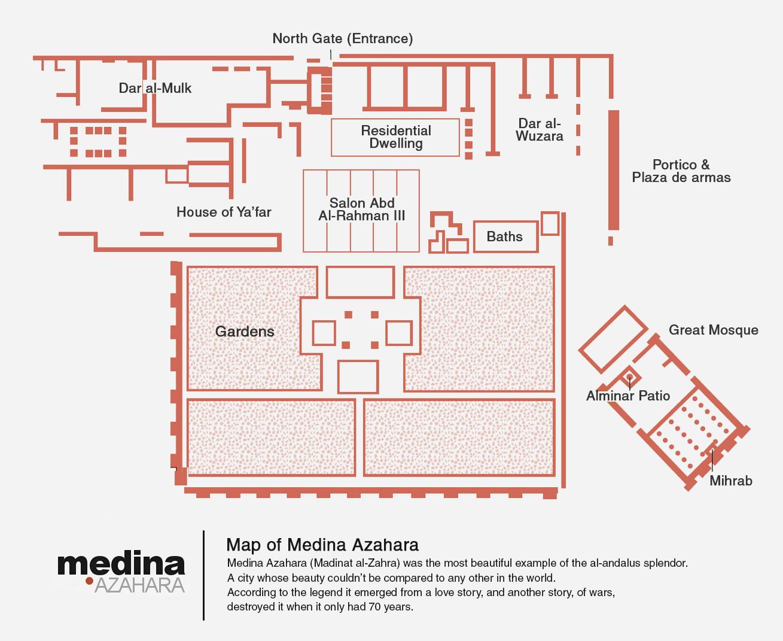 Medina Azahara Of Cordoba Guided Tour