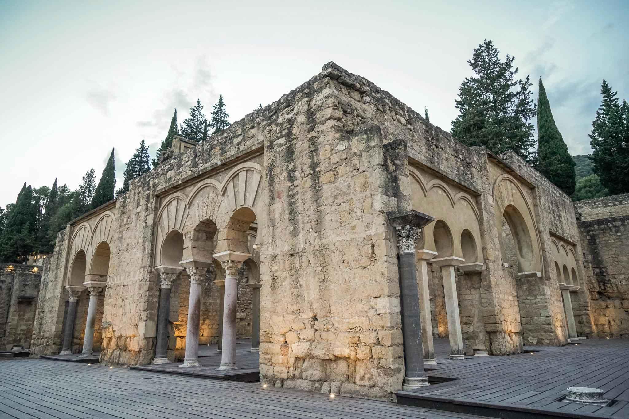 Guided Tour To Medina Azahara Cordoba