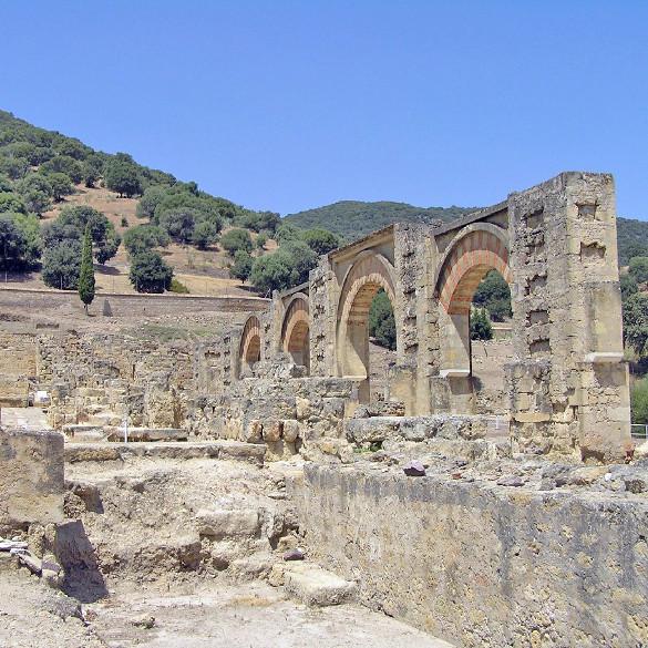 Medina Azahara Cordoue
